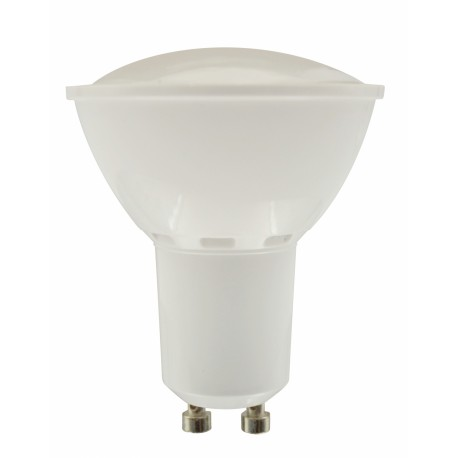 Ampoule Led Spot GU10 - 6 Watts - 2800K - non-dimmable - 400Lm - Blanc chaud