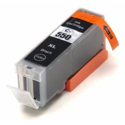 Cartouche compatible Canon C550Bk - Encre Noire