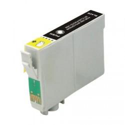 Cartouche compatible Epson T1291 (Pomme)  - Encre Noire