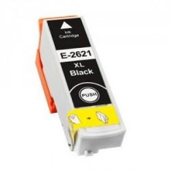 Cartouche compatible Epson T26XL (Ours polaire) - Encre Noire