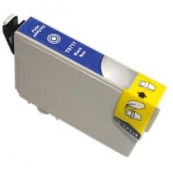 Cartouche compatible Epson T711 (Guépard) - Encre Noire - 15ml