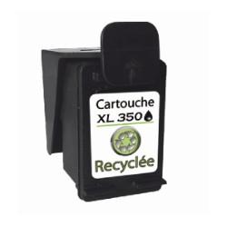 Cartouche recyclée N°350XL - Encre Noire  - 25ml