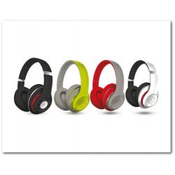 """Casque stéréo sans fil Bluetooth - FB-0916 - Ass de couleurs - """"PLATINET"""""""
