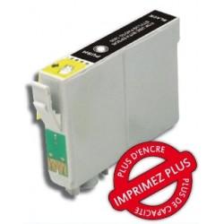 Cartouche compatible - Epson T1281 (Renard) - Noire