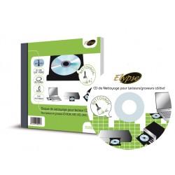 """350020 - CD de Nettoyage pour lecteur CD/CD-ROM/DV-D - """"ELYPSE"""""""