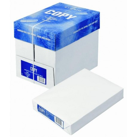 Ramette 500 Feuilles papier A4 80g Blanc ECF