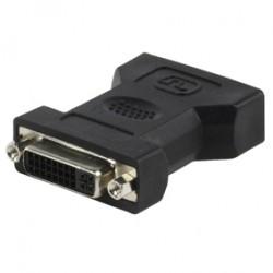 Adaptateur Numérique DVI Femelle / VGA Mâle - DVI 24+5 Femelle / HD15 Mâle