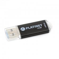 """Stick USB 3.0 - X3-DEPO - """"PLATINET"""" - 16 Go - Assortiment de couleurs"""