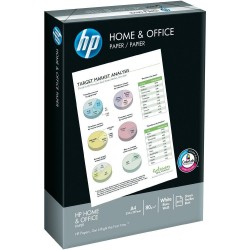 """Ramette 500 Feuilles papier A4 80g Standard  Home & Office - """"HP"""""""
