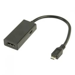 Adaptateur HDMI / Androïd Micro USB
