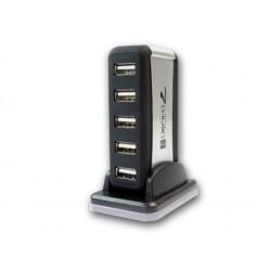 """Hub 7 ports USB 2.0 - """"STAND"""" - Alimenté - """"ELYPSE"""""""