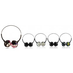 "Casque audio ""Funny Line"" - jack 3.5mm - ""ELYPSE"""